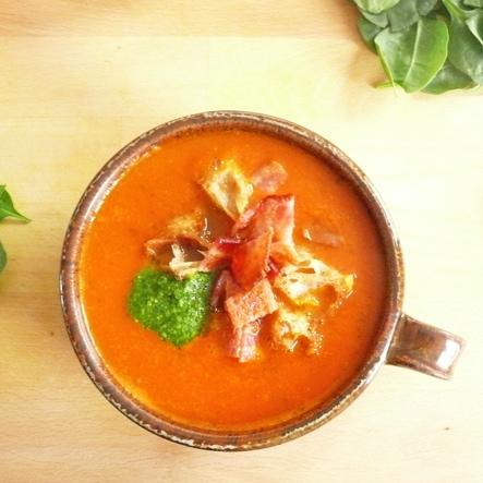 BLT Soup