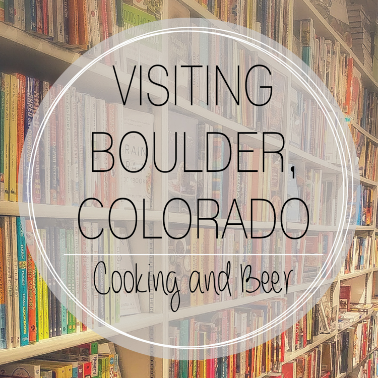 Visiting Boulder, Colorado