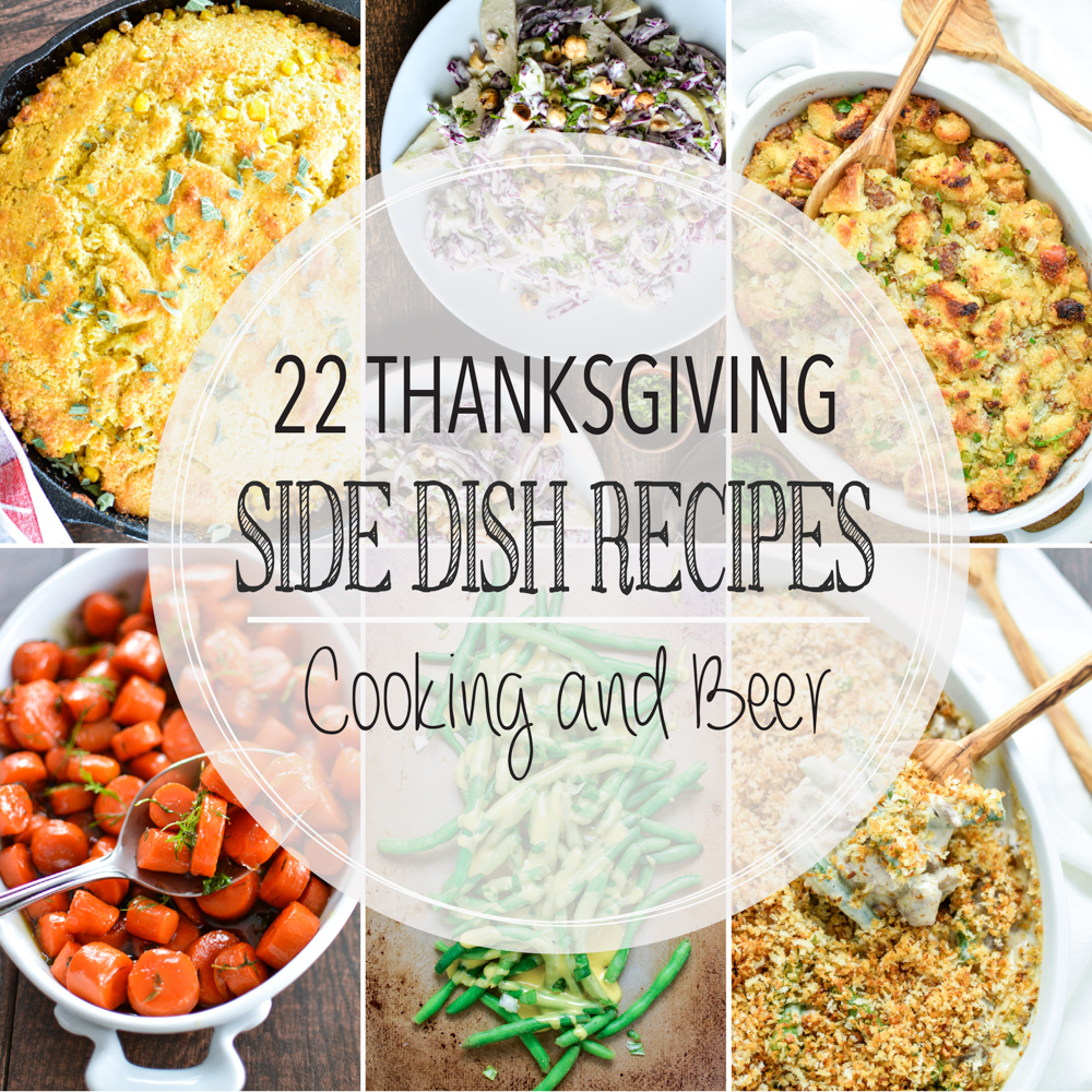 23 Thanksgiving Side Dish Recipes