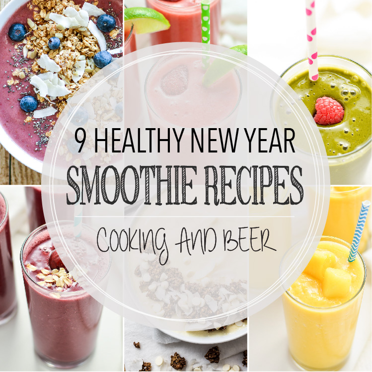 9 Healthy protein Smoothie Recipes for the New Year