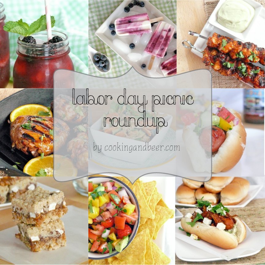 Labor Day Picnic Round Up